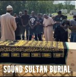 Sound Sultan Burial, Pictures, Wife and children