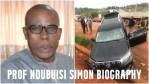 Prof Ndubuisi Simon Biography, Death and Burial