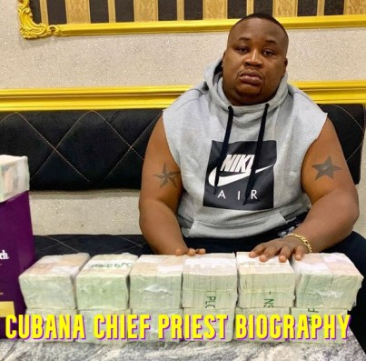 Cubana Chief Priest Biography