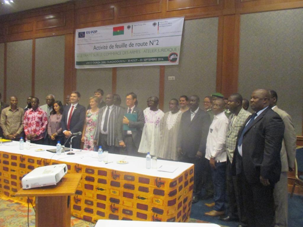 Commerce d'armes au Burkina: Bientôt une loi pour mettre au pas ceux qui l'exerce de façon illégale