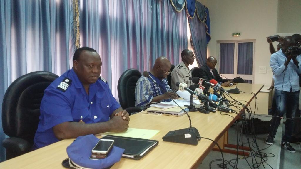 Attaques terroristes au Burkina Faso: «Nous n'allons pas céder un seul centimètre de notre territoire à ceux qui veulent installer leur Katibat», Simon Compaoré