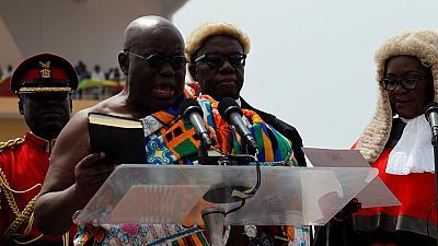 Nana Akufo-Addo nomme en tout 110 ministres — Ghana