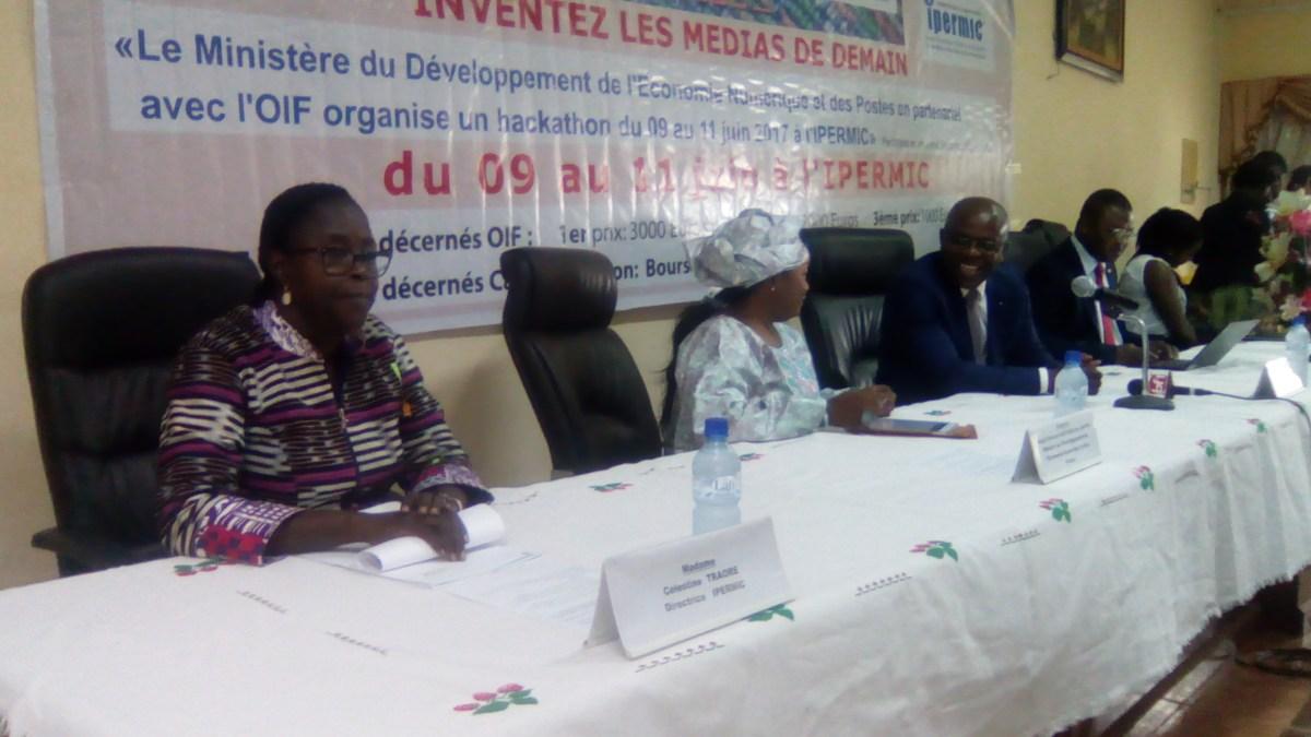 HACKATHON 2017au Burkina Faso: «Inventez les médias de demain», aujourd'hui