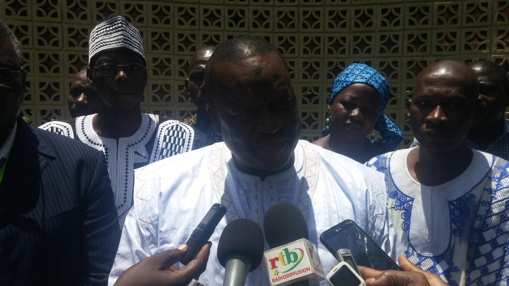 Politique : Moussa Traoré, président de l'ADD à tiré sa révérence