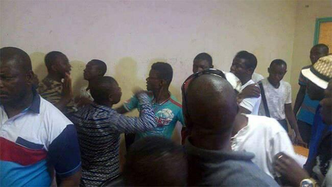 Jeunes se réclamant du MPP : Une conférence sabotée, on dirait tel père tel fils…