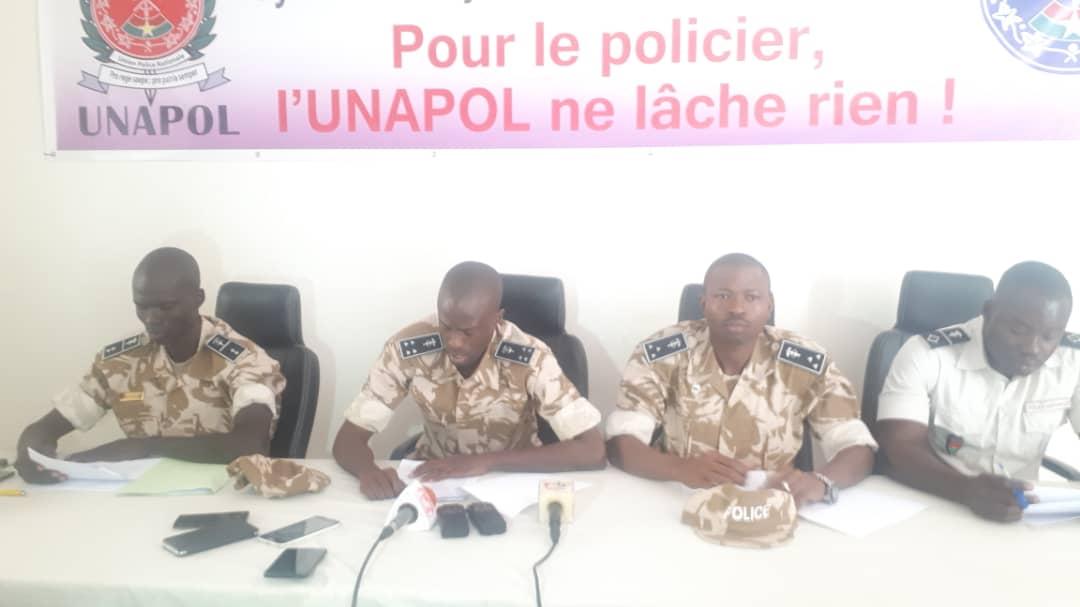 Décès de deux policiers à Nafona: les circonstances du drame par l'UNAPOL (Audio)