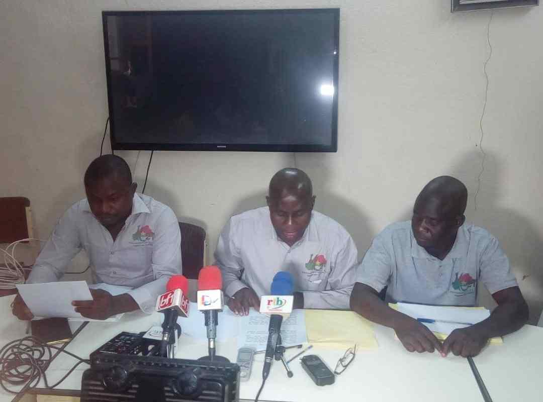 Burkina: le M21 demande un «dialogue souterrain avec les terroristes»
