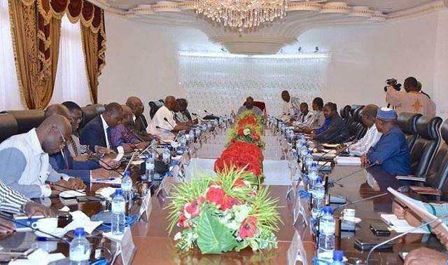 Monsieur Paul Kaba THIEBA, nommé Directeur général du CDC-BF (conseil de ministres)