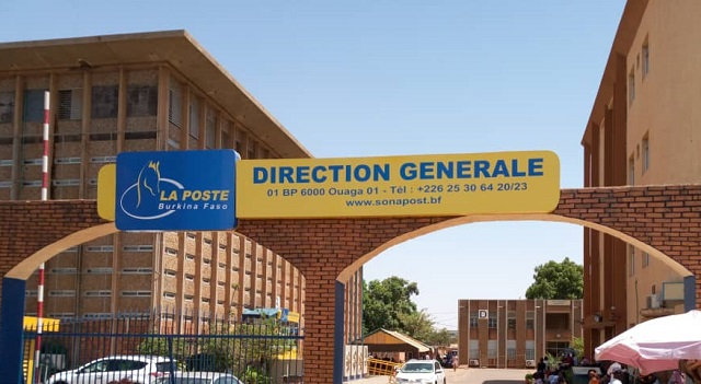Poste Burkina : le Syntrapost poursuit son « mouvement »