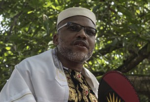 JUST IN: Nnamdi Kanu appoints his replacement on Radio Biafra