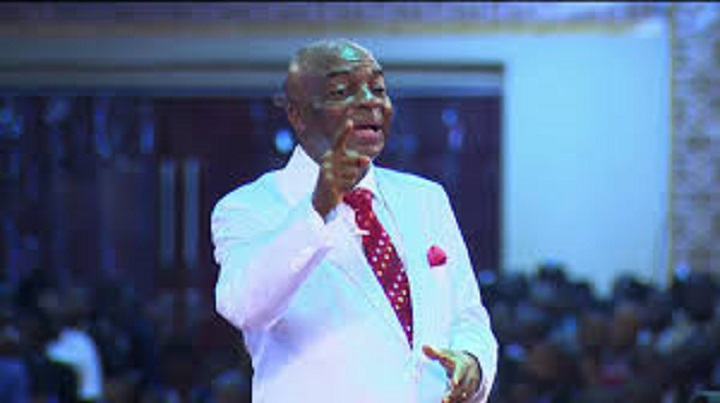 'I had covenant with God never to touch church money' Bishop Oyedepo said as he reveals how he buys his private jets