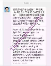 China Orders Immediate Deportation Of Africans In There Country ...