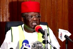 Gov Umahi opens up to the Rumour Of Late Commissioner's Resurrection, tells his people what to do
