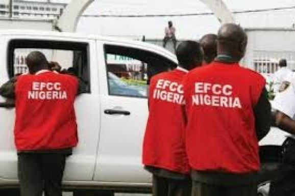 EFCC seals property allegedly belonging to Theodore Orji ...