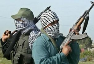 BREAKING: Gunmen kidnap traditional title holder, sets police vehicle ablaze