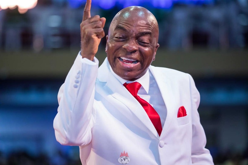 Bishop Oyedepo opens up on pastors consulting native doctors for charms for miracles