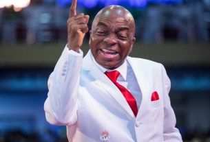 Bishop Oyedeo fight's media houses – [VIDEO]