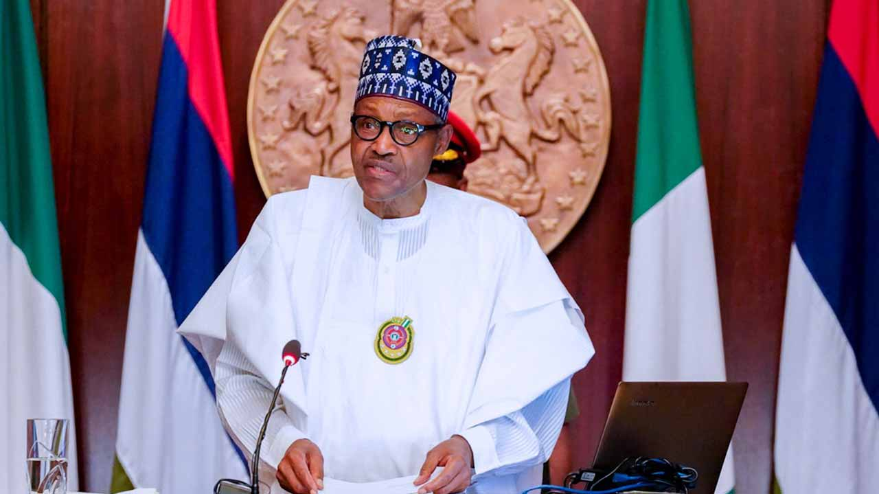 LATEST: President Buhari Issues Fresh Directive To Nigerian Army Over IPOB