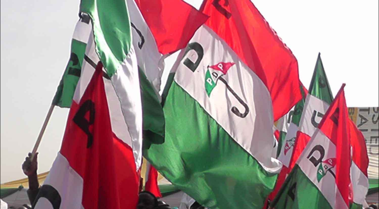 National Convention: PDP extends date for sale of forms