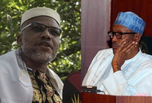 JUST IN: IPOB leader reveals when the operation of ESN will stop