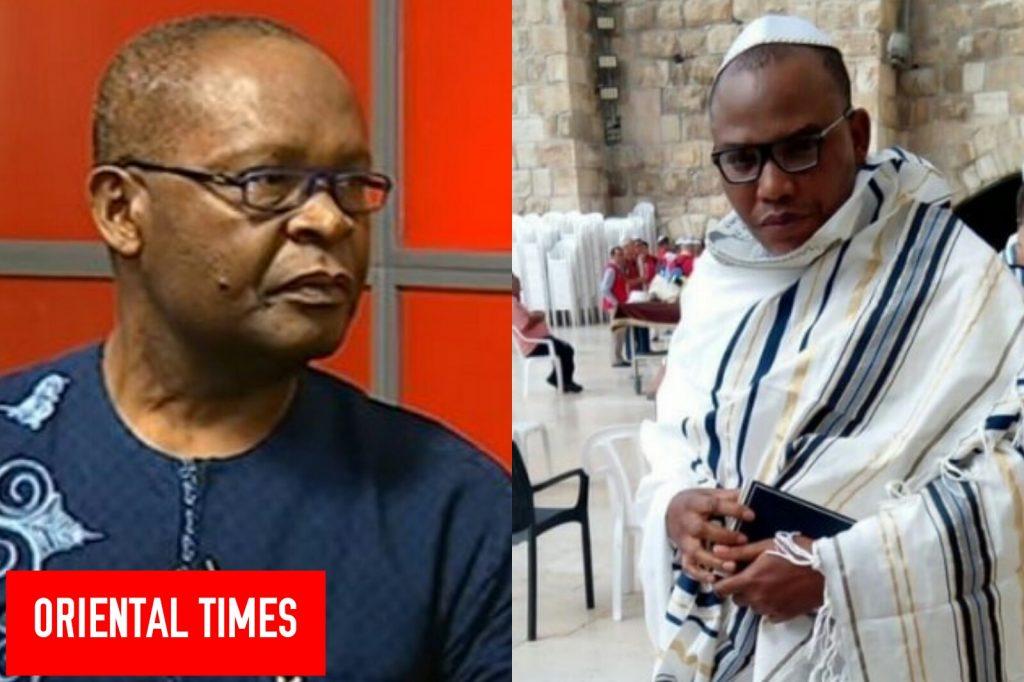 SHOCKING! ! ! Igbokwe, Shares Audio Of Kanu Saying 'I Can Decide Who Lives Or Dies'
