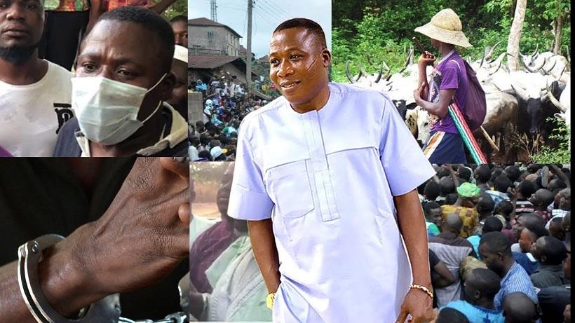 Cotonou court makes decision over sunday igboho