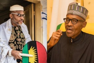 Read How Buhari govt used popular politician to tricked Nnamdi Kanu, arrested him in African country