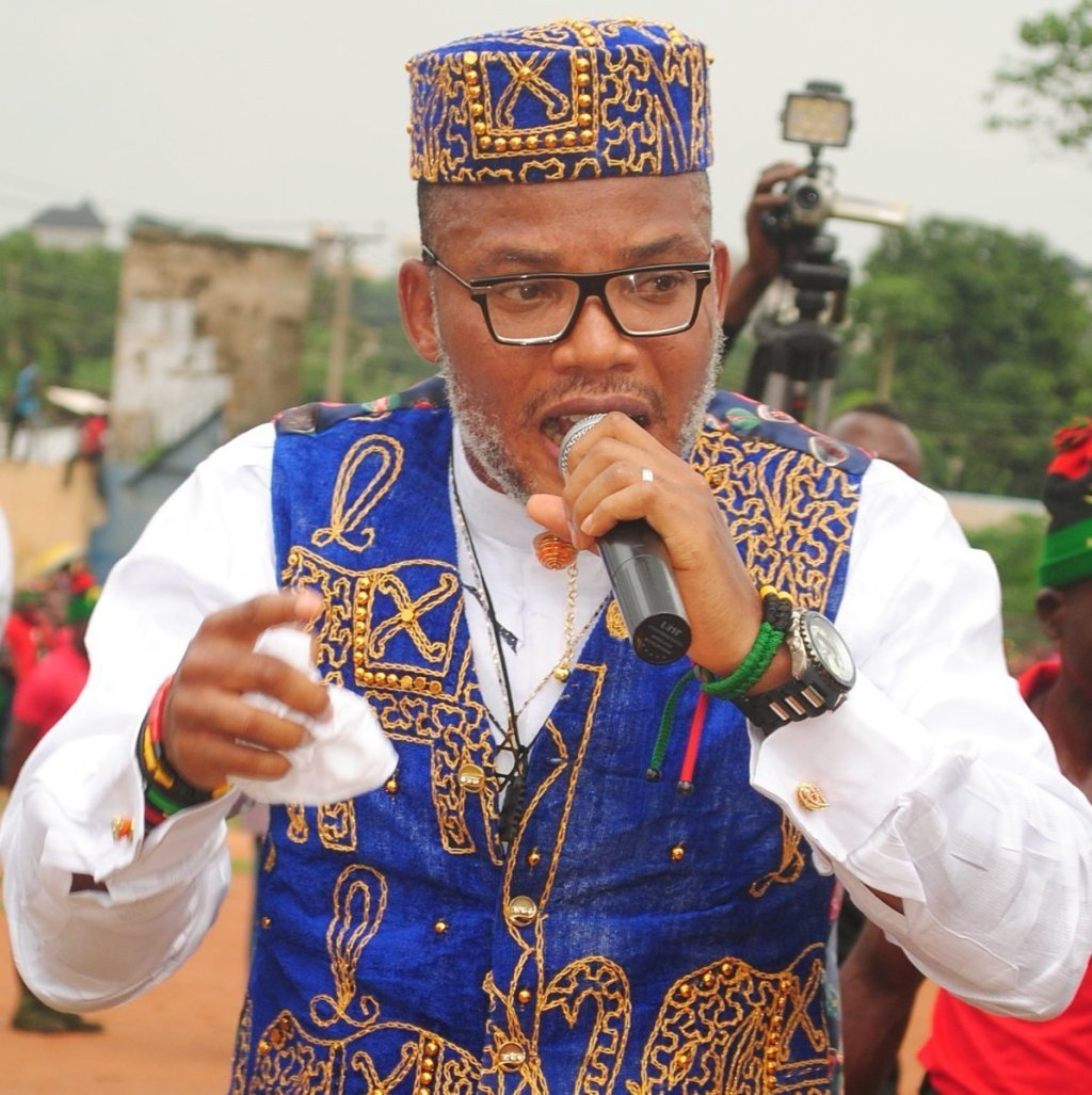 Northern Group vows to pay N100m to anyone who could do this to Mazi Nnmadi Kanu