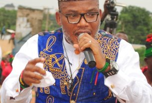 BREAKING: Abia State government speaks on supporting Nnamdi Kanu