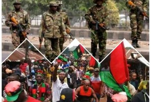 Nnamdi Kanu: Crisis hits IPOB as members shift's attention to money