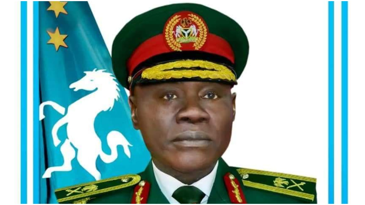 Bandits, ESN: We've started sending criminals to God – Army Chief of staff