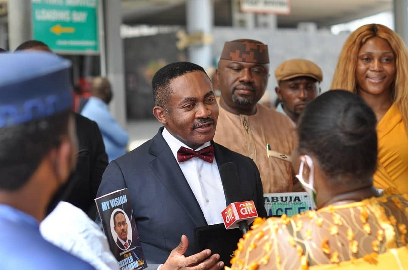 Anambra state PDP Governorship Primaries, A Colossal Mistake Of The Party Not To Have Nominated Dr Godwin Maduaka - Matter Arrising