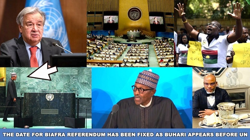 IT'S OVER! World powers call for disintegration of Nigeri within one month or FG will face sanction [video]