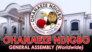 Attack on Enugu Political Meeting: Redeem your image – Ohanaeze tells IPOB