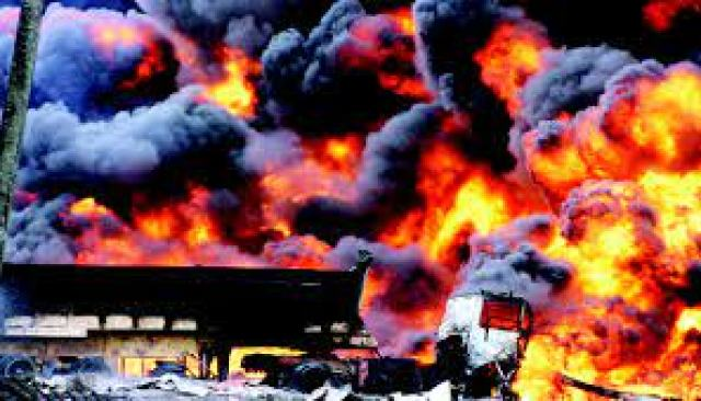 How 15 died in Lagos explosion — Nigeria — The Guardian Nigeria News –  Nigeria and World News