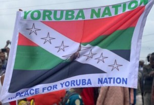 UPDATE: Read what Security operatives did to Yoruba Nation Protesters