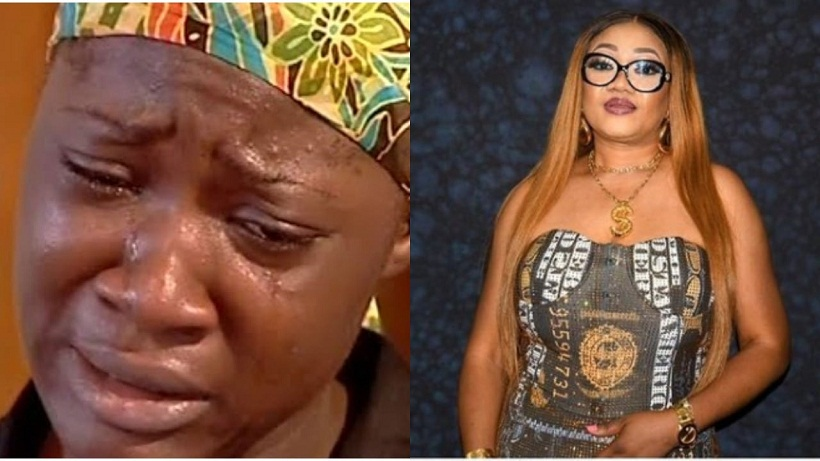 Mercy Johnson publicly tenders an unreserved apology to her sister-in-law, Read her touching words