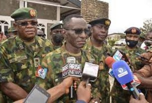 Agitations: See Unbelievable Thing Military Chief Said Will Happen In Southeast