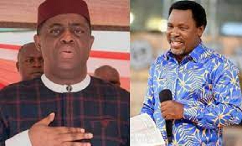 What TB Joshua told me when I was locked up in Kuje Prisons - Fani-Kayode
