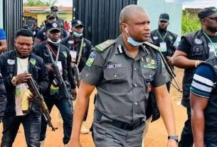 More trouble for Abba Kyari as IGP discovers an innocent girl detained by the suspended police officer