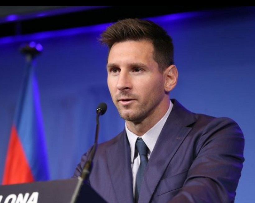 The Details of Messi's PSG contract leaked online