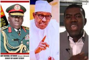 Buhari in trouble as Omokri reminds military chief of this