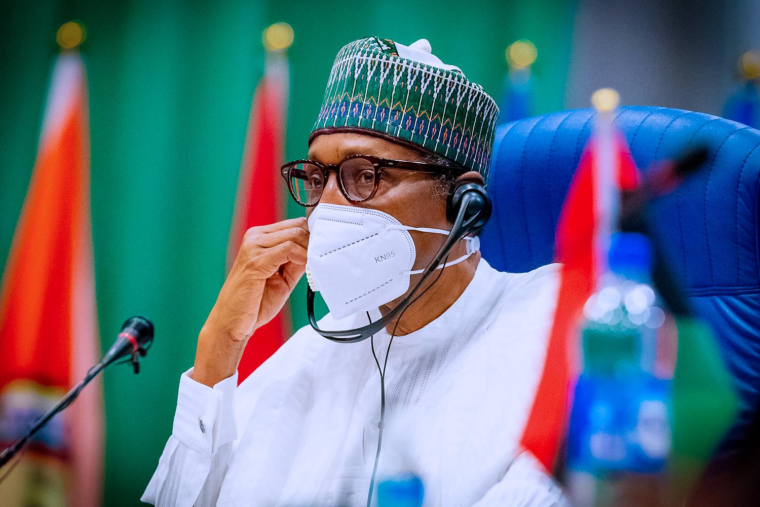 President Buhari to leave Nigeria for US on Sunday, See why