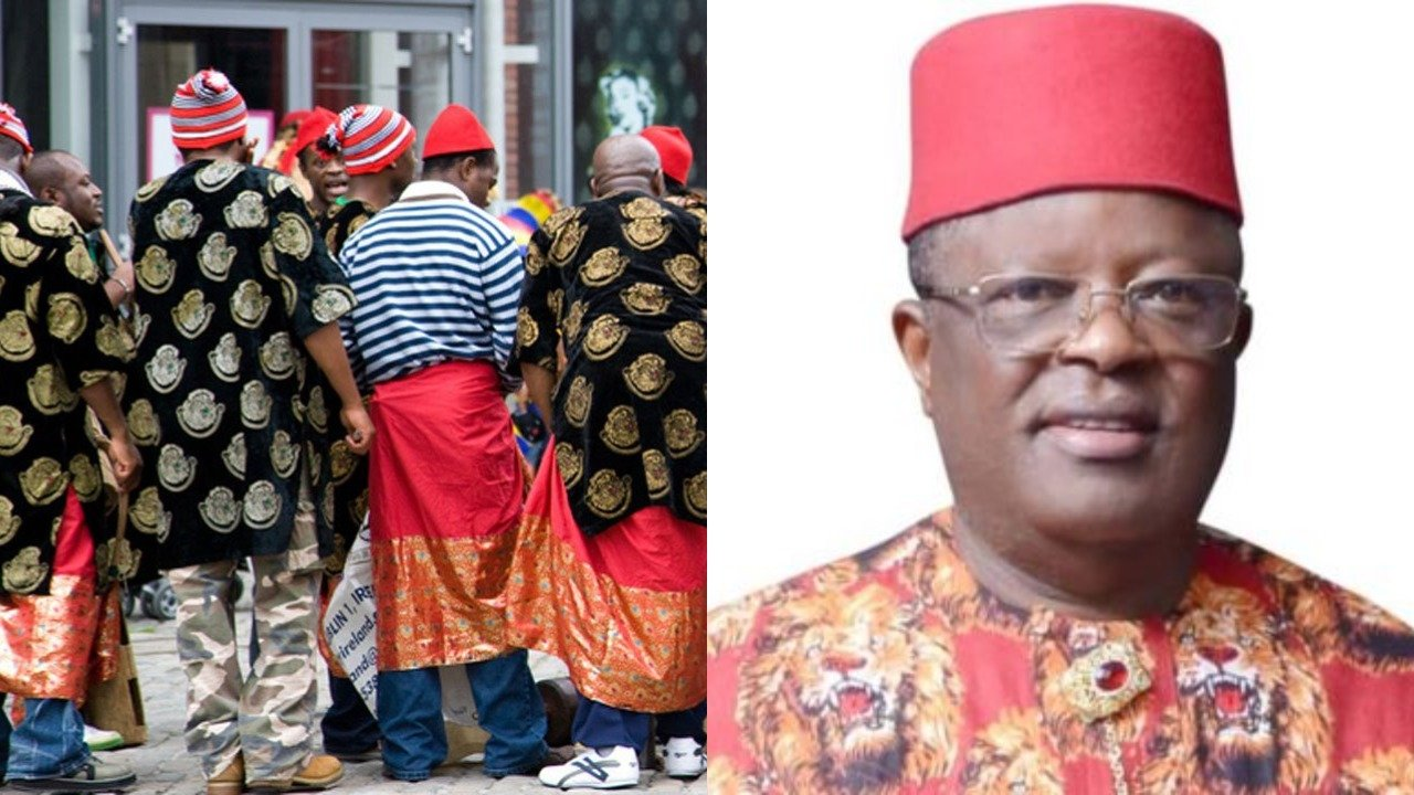 2023: Umahi, Ohanaeze youth, vow to do this in Igbo land