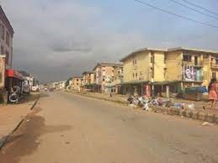 See what is happening now amidst the IPOB sit-at-home