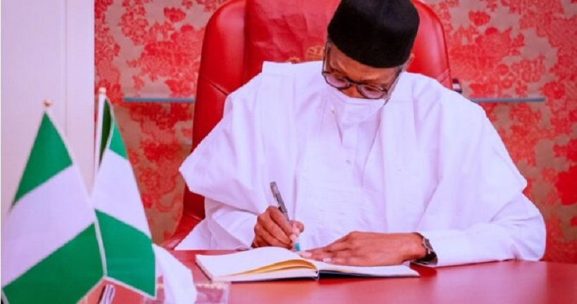 Buhari moves to check influx of small arms and light weapons, decision he took will shock you