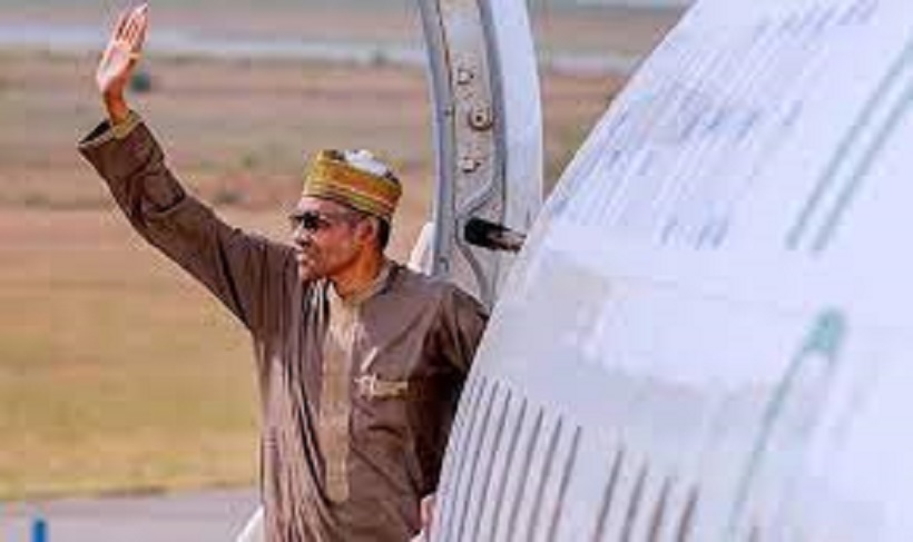 BREAKING: Buhari leaves Nigeria after Visiting Imo, reason will shock you