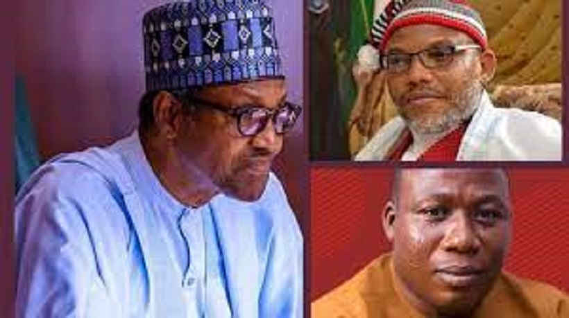 New group emerges tells Buhari's Government what to do to Biafra and Oduduwa agitators
