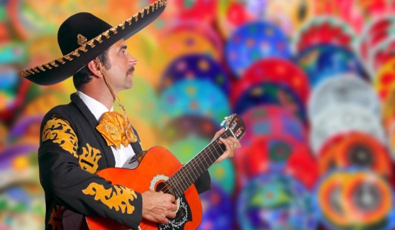 Het land Mexico