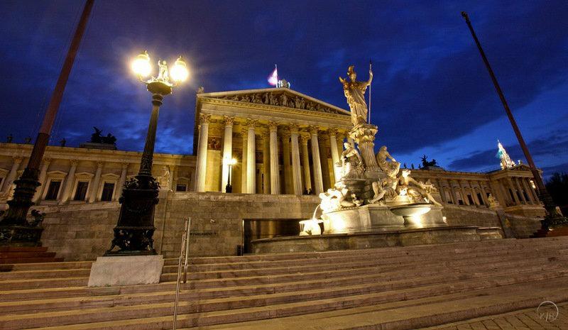 Austrian Parliament Infrastructure